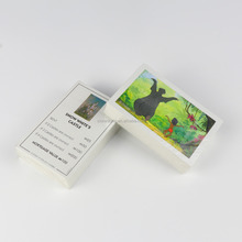 Large Size 350g Art paper Custom Printed Tarot Cards