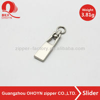 Charming and exquisite pullers use for No.3 zipper slider size