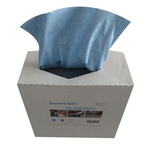 [soonerclean] Spunlace Nonwoven Industrial Wipe for Industrial Cleaning