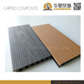 New co-extrusion wood plastic composite deck floor