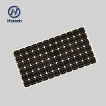 High Efficiency 195W Mono Solar Module PV Solar Panel for home using