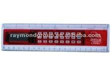 2012 round solar calculator colorful office stationary promotional gifts