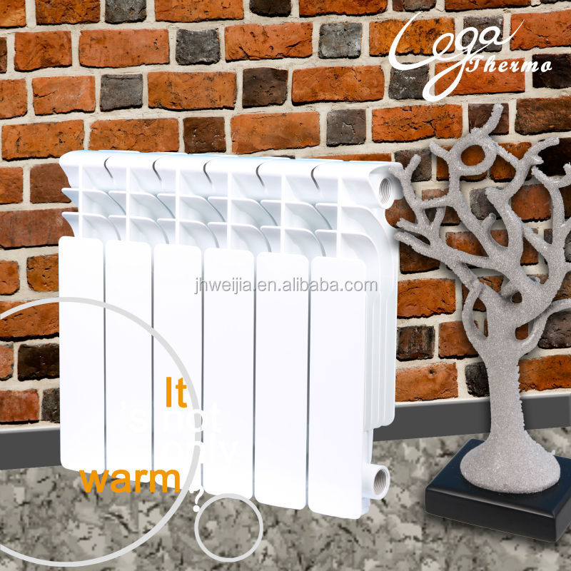 Home Use Central Heating Aluminum Radiators