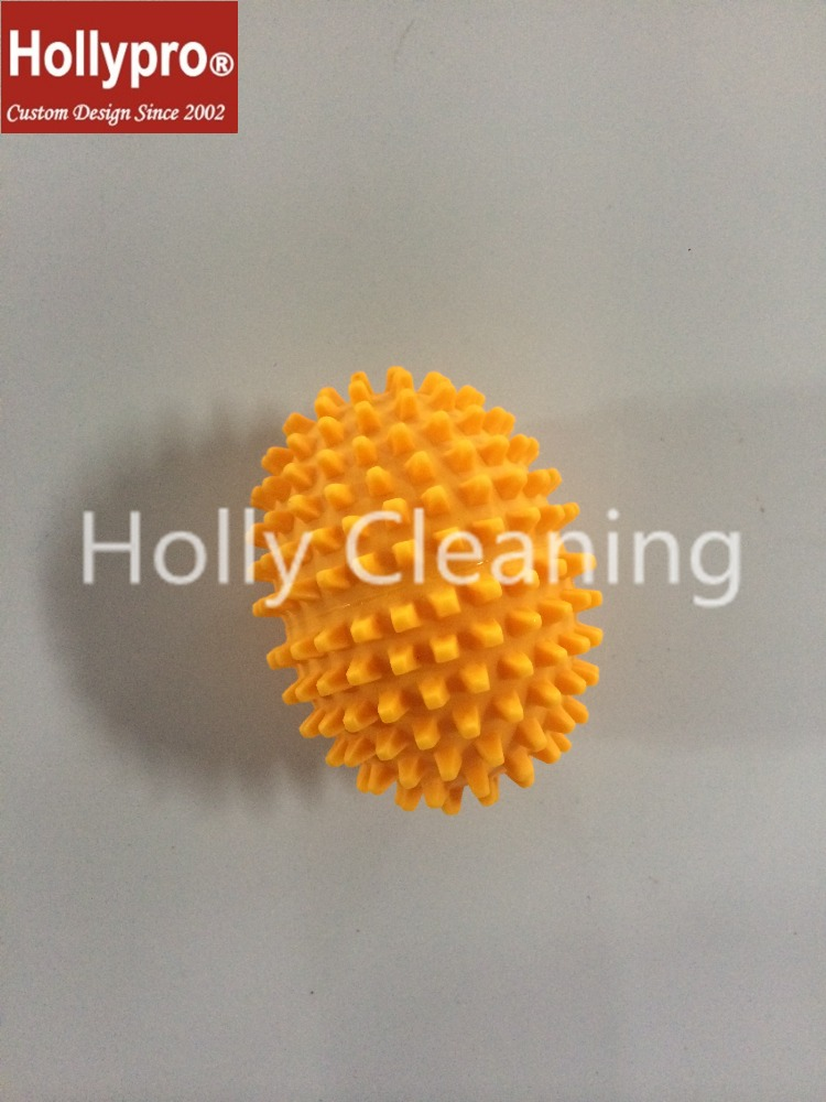 2 pcs Lemon Fragrance Dryer Ball