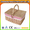 Wholesale Bulk Wicker Picnic Basket With