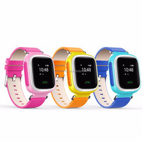 gps bracelet kids tracker for children with SOS geo-fence mobile phone voice monitoring