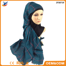 Fashion dubai muslim under cover winter scarf wholesale