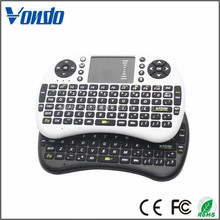 Newest 2.4Ghz Mini Wireless keyboard i8 Air Mouse with Touchpad wireless keyboard