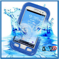 Professional Waterproof Shock proof Case for Samsung Galaxy S3 i9300