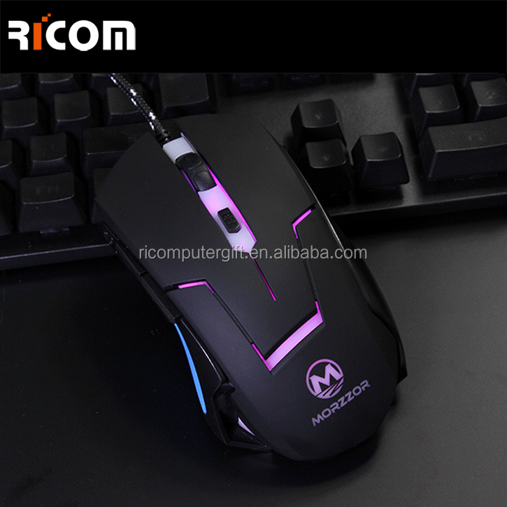 factory hottest optical game mouse,competitive game mouse,cheap best selling gaming mouse--GM10---henzhen Ricom