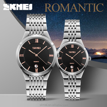 Wholesale origin watches stainless steel Roman numeral wrist watches men women