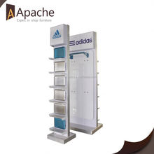 Great durability supermarket acrylic make up display stands