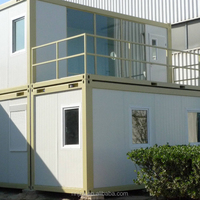 tiny house for Vacation home modular shipping container house made in China