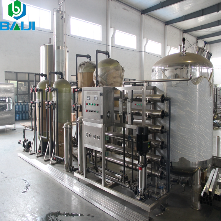 RO reverse osmosis drinking water purifier treatment machine / system cost