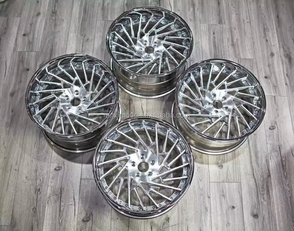 American Racing Forged Wheels/3 piece custom wheels