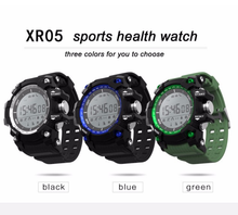 2018 Factory Digital xr05 Outdoor Waterproof Sport Blue tooth New Smart wristwatch For Android Mobile phone