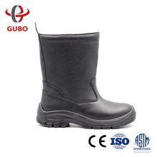 Work Time Factory Anti-hit Safety Boots Breathable and Comfortable Men Work Shoes