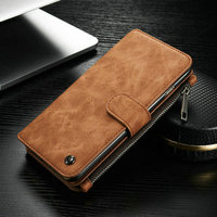 Factory Price Wallet Flip Leather Phone Case for iphone 6S plus