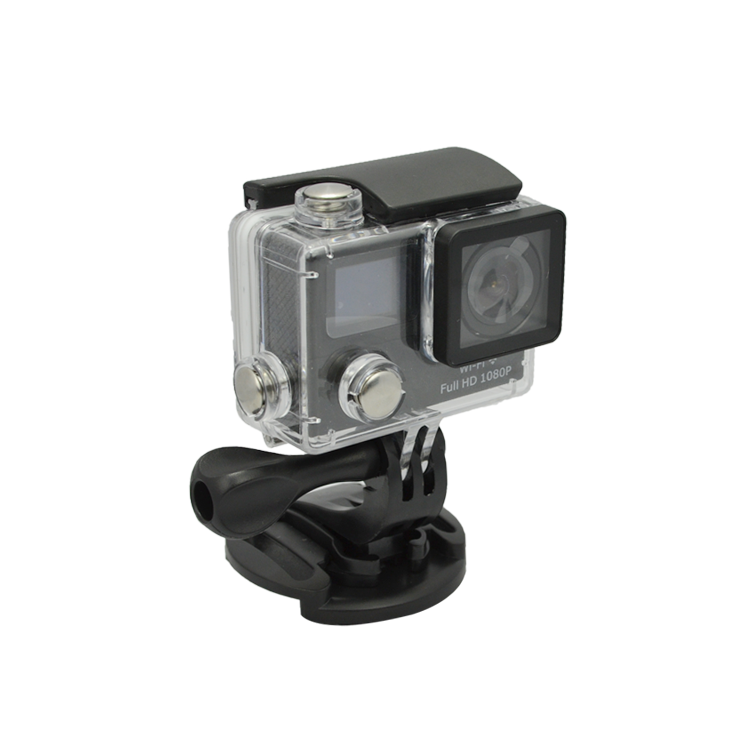 Factory best price waterproof 1080P mini action camera with 30M WIFI