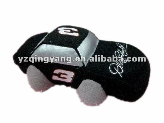 12cm plush car toy for promotional