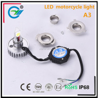 Motorcycle Led Lighting 12w 18w led motorcycle light 1800lm 12v led bulb motorcycle parts