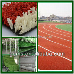 High performance artificial turf waterproof indoor sports pvc flooring grass