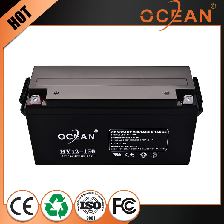New products 12V soft pack 150ah china supplier UPS battery