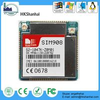 smallest cheap competitive price simcom sim908C / sim908 android gps/gsm/gprs combo chip module