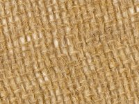 100% Hemp Burlap Fabric