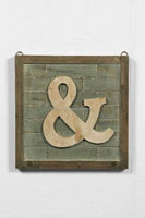 Symbol Design Vintage Home Wall Decor