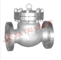 ANSI Swing check Valve Stainless Steel CF8