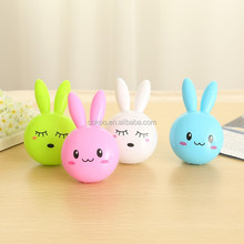 HOT baby night lamp 3d led baby night light up minisensor mushroom rabbit shape top sale