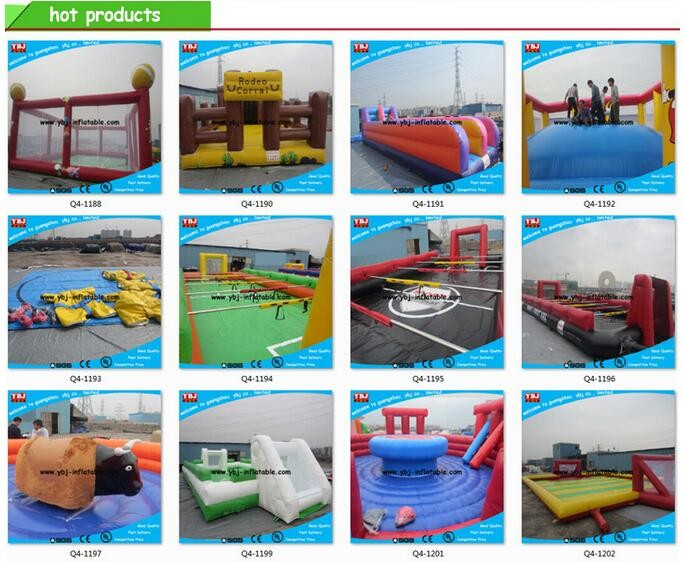 100*4cm Wholesale factory Inflatable Water Side for Adult