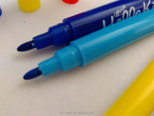 wholesale DIY magic color pen, 12 color pen , water color pen for kids