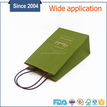 Shopping Industrial Use and packaging Sealing&Handle handmade paper bags designs