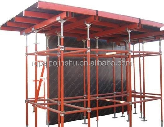 African Shuttering Plate Type Concrete Scaffolding Slab Formwork