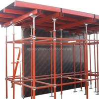 African Shuttering Plate Type Concrete Scaffolding