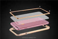 Top Quality Aluminum Hardness Case For iPhone 4 4S Hippocampal Buckle Aluminum Bumper Cover
