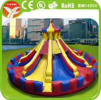 2015 inflatable party slide