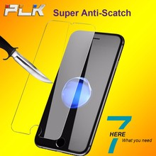 Mobile phone tampered glass screen protector for IPHONE7