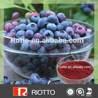Direct Manufacture Pure Natural Blueberry Extract pterostilbene