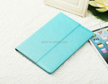 Ultra thin PU leather tablet universal case for ipad air case custom design