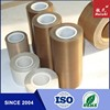 Tear resistant high temperature self adhesive ptfe cloth tape With ISO SGS Certifications