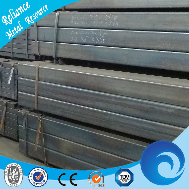 MILD SQUARE WATER STEEL PIPE