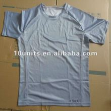OEM cheap Kroad clothes company Breathable,cooldry, Anti-UV Running Shirts