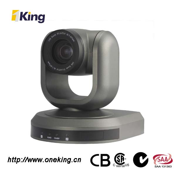 Telecommunication equipment Remote Control Camera support ceiling Mount with HD-SDI output
