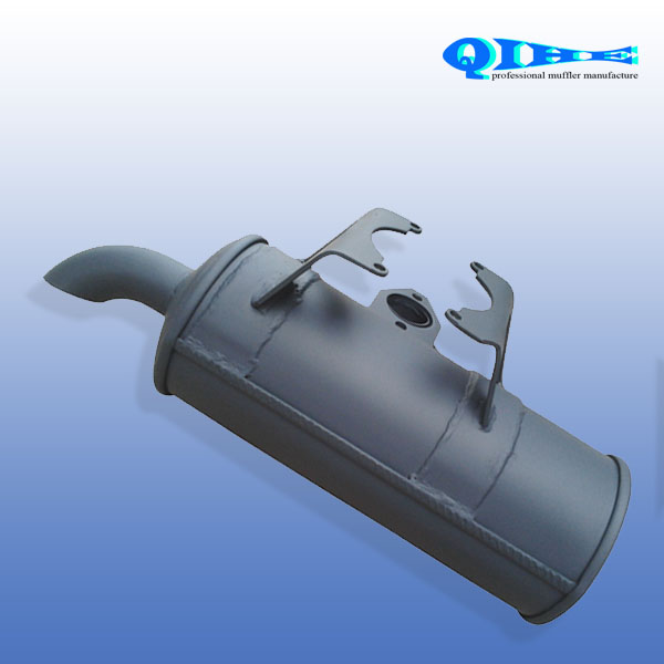 motorcycle exhaust muffler for chinese scooters