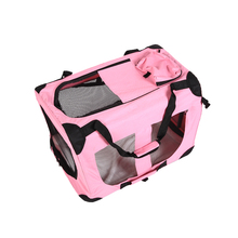 2018 New Arrivals Foldable Soft Dog Crate Pet Carrier Cages Size S-4XL