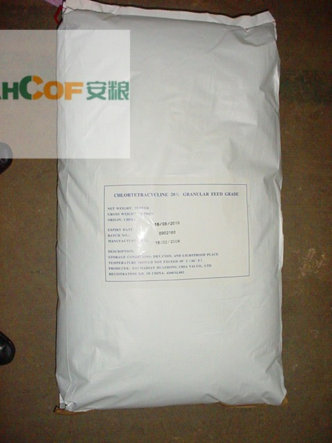 chlortetracycline 15% powder