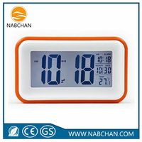 Discount products cheap mini pretty led alarm clock